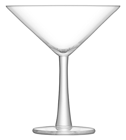 LSA Set of two Gin cocktail glasses