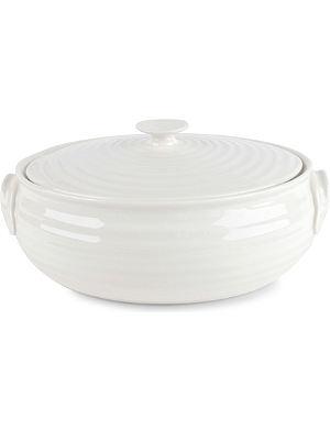 SOPHIE CONRAN Sophie Conran small oval casserole dish 27cm