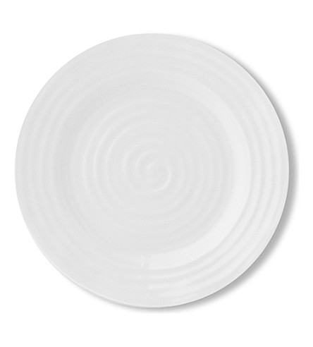 PORTMEIRION Sophie Conran side plate (White