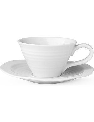 SOPHIE CONRAN Sophie Conran cup and saucer