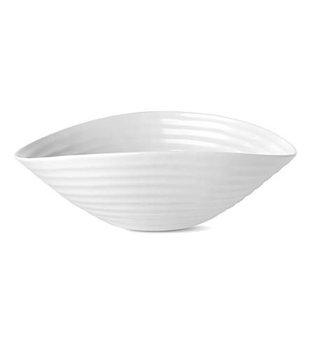 SOPHIE CONRAN Sophie Conran small salad bowl (White