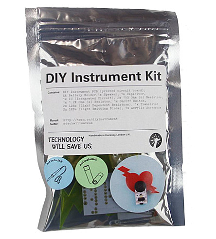 TECHNOLOGY WILL SAVE US DIY Instrument kit (Multi