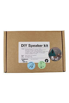 TECHNOLOGY WILL SAVE US DIY Speaker kit