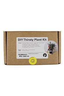 TECHNOLOGY WILL SAVE US DIY Thirsty Plant kit
