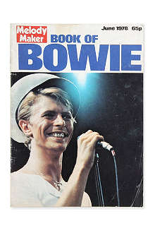 IDEA BOOKS Book of Bowie