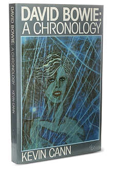 IDEA BOOKS David Bowie: A Chronology