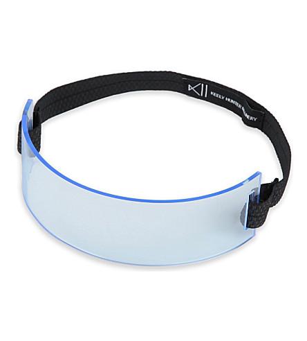 KEELY HUNTER Live Edge headband (Blue