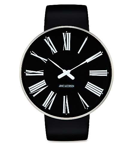 DEZEEN WATCH STORE Roman watch (Black