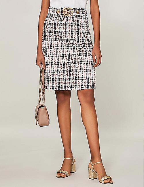 bd3de02a25b0 GUCCI - Pencil - Skirts - Clothing - Womens - Selfridges
