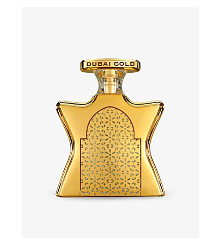 BOND NO. 9 Dubai Gold eau de parfum 100ml