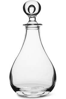 DARTINGTON Director's crystal decanter 1L