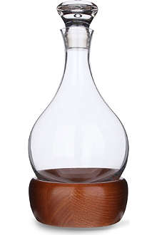 DARTINGTON Decanters Hoggit crystal decanter