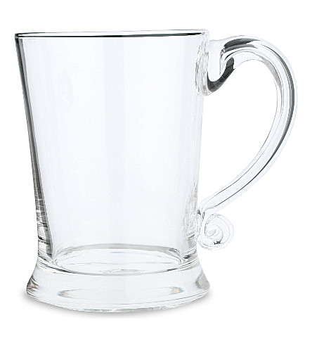 DARTINGTON Tankard glass