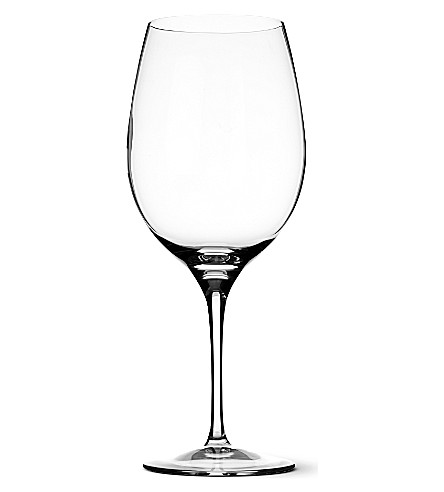 DARTINGTON Wine Master bordeaux wine glasses pair