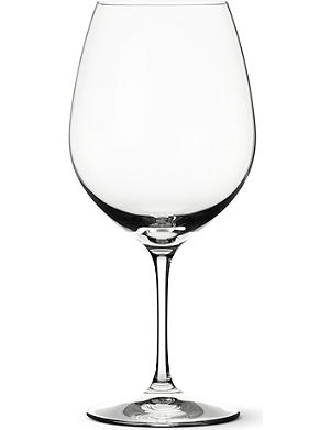 DARTINGTON Wine Master burgundy wine glasses pair