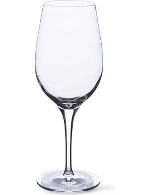 DARTINGTON Crystalline set of six white wine glasses