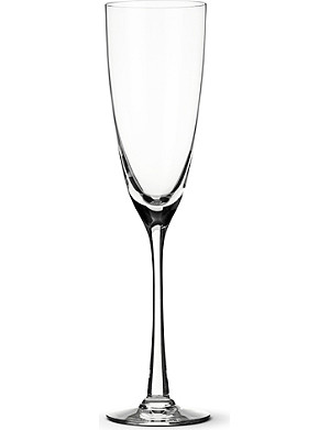 DARTINGTON Dartington Rachael flute champagne glasses pair