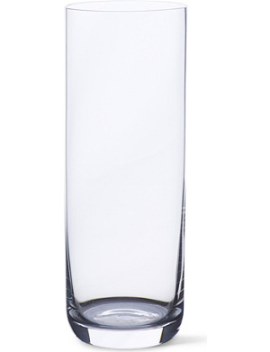 DARTINGTON Bare Essential 64 set of six crystalline highball glasses