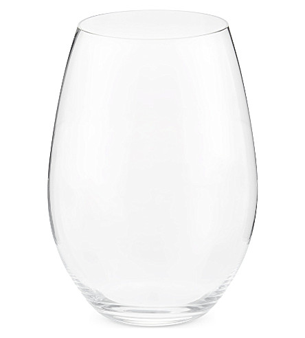 RIEDEL 'O' Shiraz glasses pair