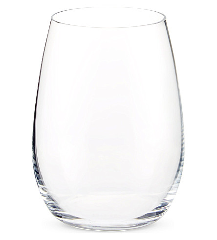 RIEDEL 'O' Port⁄Spirit glasses pair