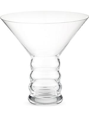 RIEDEL 'O' Martini glasses pair