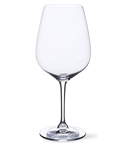 RIEDEL Heart to Heart Cabernet Sauvignon glasses pair