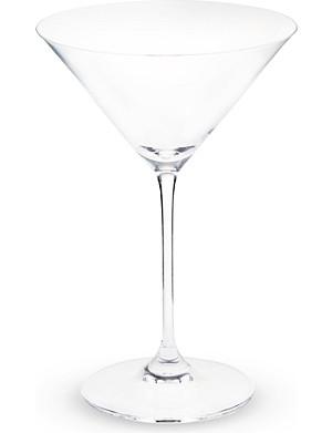 RIEDEL Vinum XL Martini glasses pair