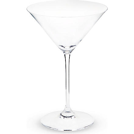 RIEDEL Vinum XL Martini glasses pair