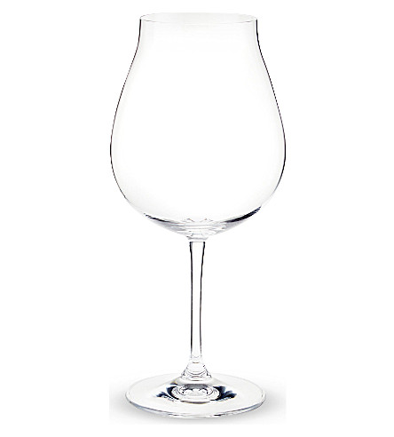 RIEDEL Vinum XL Pinot Noir glasses pair