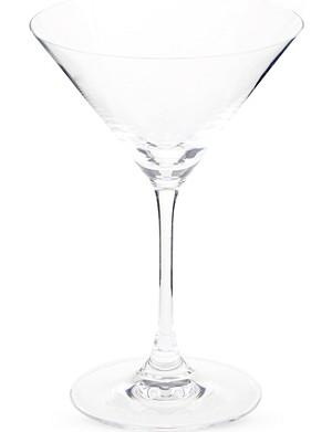 RIEDEL Vinum Martini glasses pair