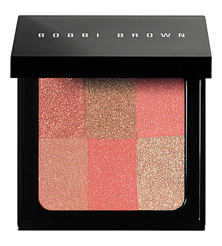 BOBBI BROWN Brightening Brick powder (Coral