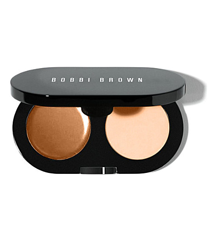 BOBBI BROWN Creamy Concealer Kit (Warm honey