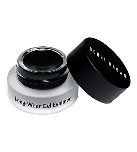 BOBBI BROWN Long Wear gel eyeliner (Black ink