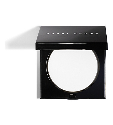 BOBBI BROWN Sheer Finish pressed powder (White