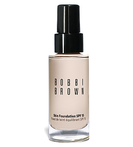 BOBBI BROWN Skin foundation SPF 15 30ml (Alabaster