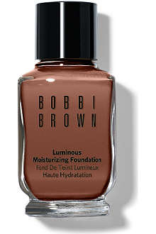 BOBBI BROWN Luminous moisturising foundation