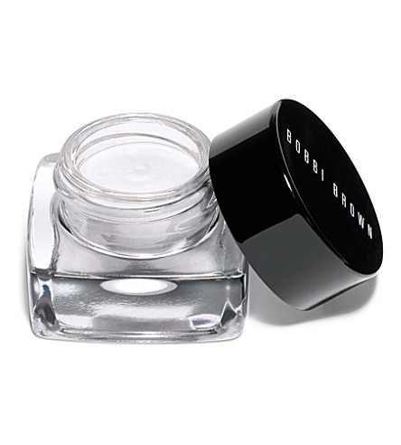BOBBI BROWN Long–Wear cream shadow (Platinum