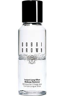 BOBBI BROWN Instant Long Wear make–up remover