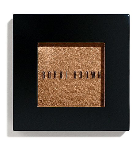 BOBBI BROWN Metallic eyeshadow (Brunt sugar