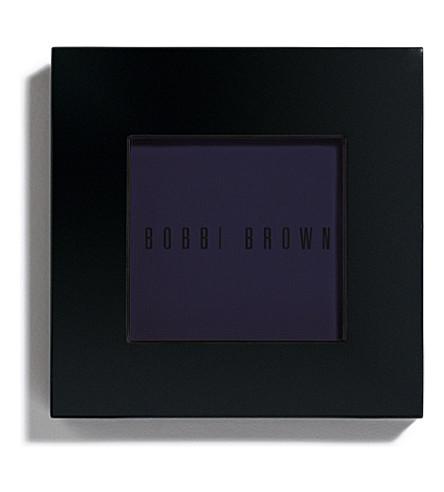 BOBBI BROWN Sparkle eyeshadow (Charcoal
