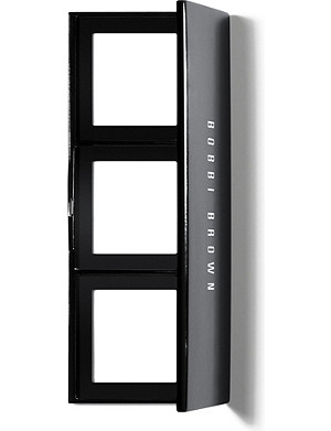 BOBBI BROWN 3–pan palette