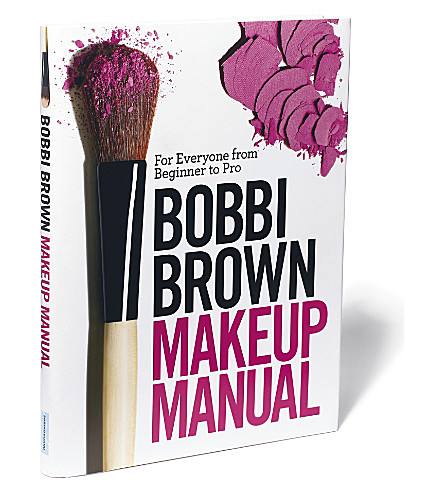 BOBBI BROWN Bobbi Brown Makeup Manual book
