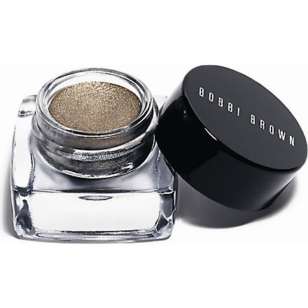 BOBBI BROWN Metallic Long Wear cream eyeshadow (Antique+gold