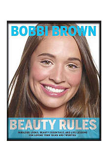BOBBI BROWN Beauty Rules Teen Book