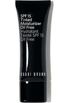BOBBI BROWN SPF 15 Tinted Moisturizer Oil–Free