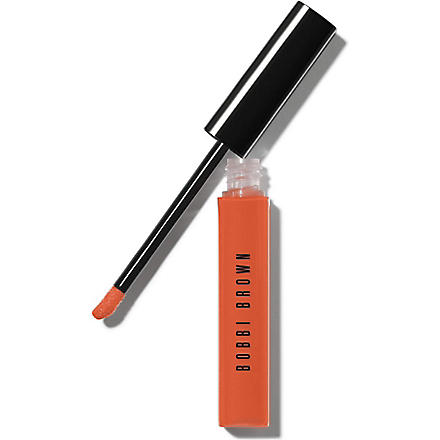 BOBBI BROWN Neon & Nude Sheer lip gloss (Citrus