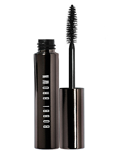 BOBBI BROWN Intensifying Long–Wear mascara (Black