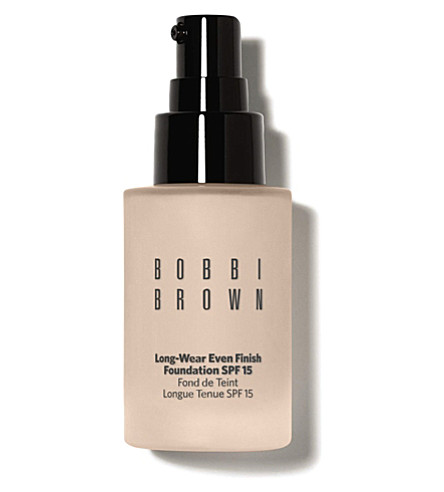 BOBBI BROWN 长耐磨连基 SPF 15 (雪花石膏