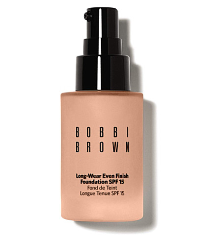 BOBBI BROWN Long-Wear Even Finish Foundation SPF 15 (Beige