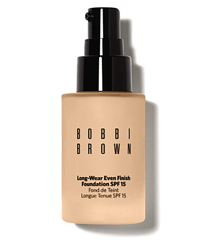 BOBBI BROWN Long-Wear Even Finish Foundation SPF 15 (Sand